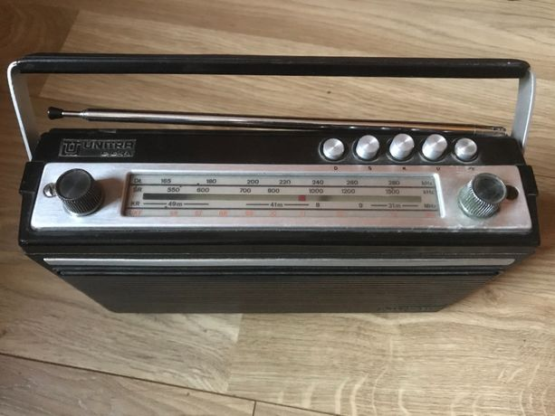 Radio Unitra Justyna