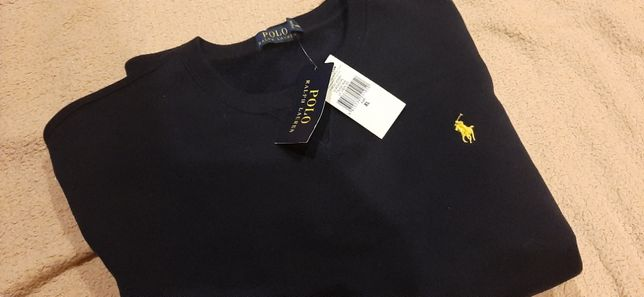 Bluza Ralph Lauren Nowa Oryginał L , XL męska z Niemiec piękna