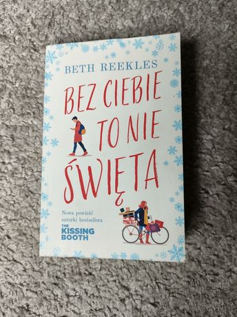 Beth Reekles 'Bez Ciebie to nie święta'