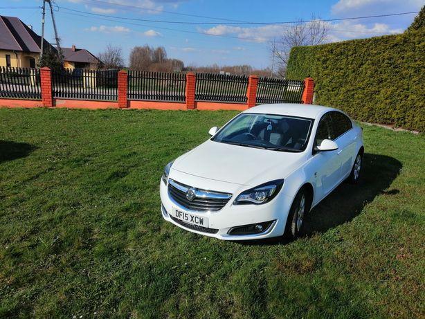 Opel insignia 2015r anglik 84tys km