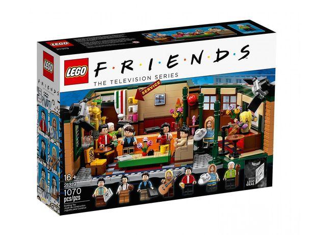 Zestaw Lego 21319 Central Perk