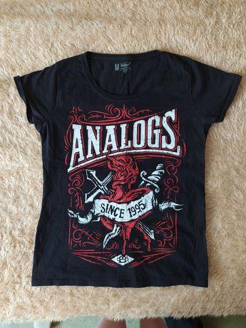 Koszulka z zespołem The Analogs