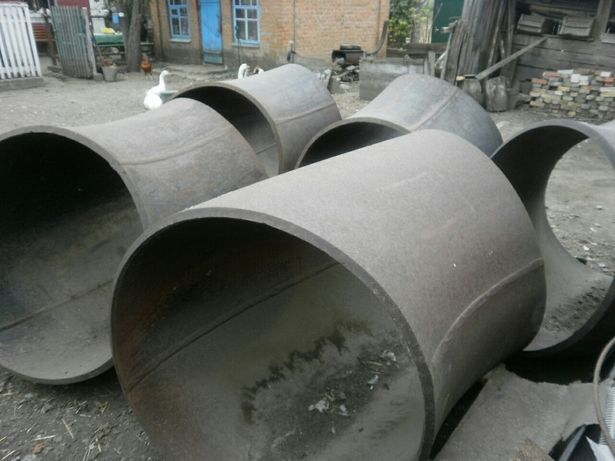 Отводы металические 1020