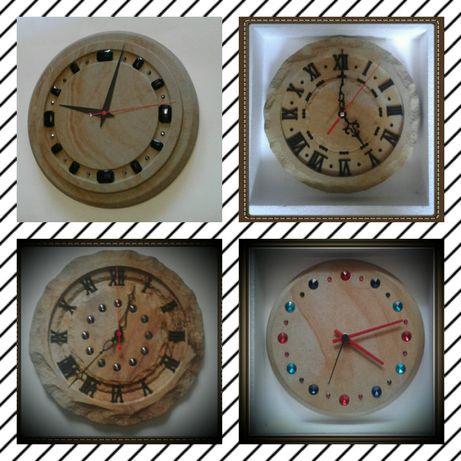 Часы настенные.Ручная работа