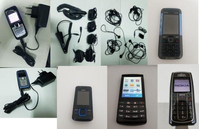Nokia telemóveis + acessórios