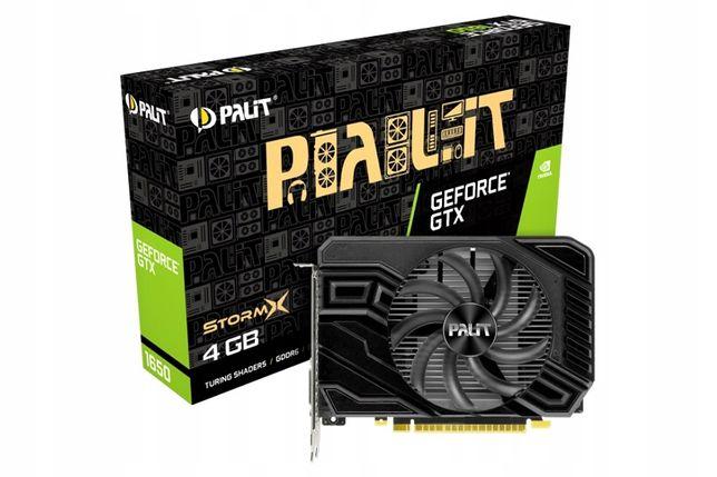KARTA GRAFICZNA PCIE Palit GTX1650 StormX 4 GDDR6 Sklep Grafik-iT f-va