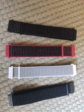 Braceletes para smartwatch para Samsung, Huawei, Amazfit etc