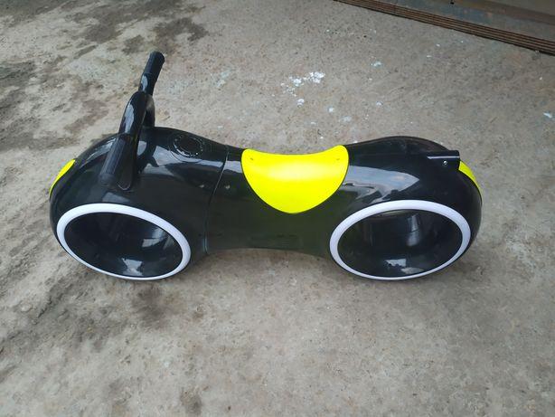 Беговел GS-0020 Black/Yellow