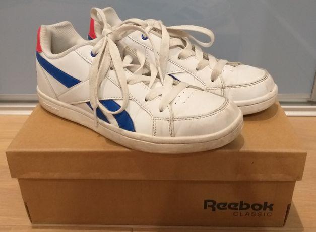 Białe buty sportowe Reebok rozm 36,5