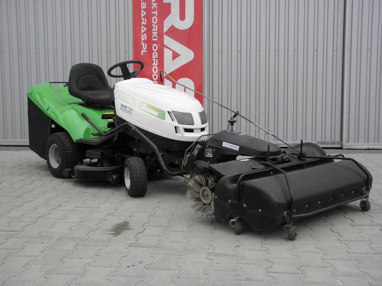 Traktorek kosiarka Viking (220104) - Baras