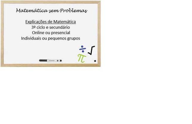 Matemática sem Problemas