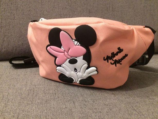 Nerka dla dziewczynki z Myszką Minnie! Nowa!