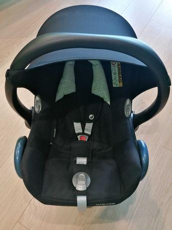 Maxi-Cosi Cabriofix Fotelik Samochodowy 0-13kg czarny + gratis