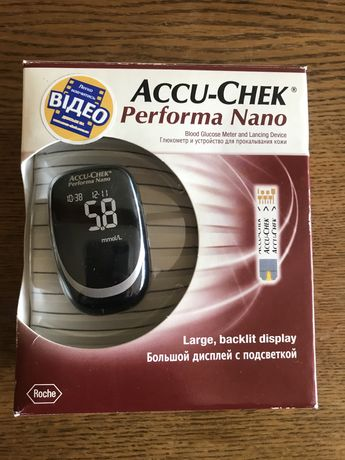 Глюкометр Accu-check Performa nano