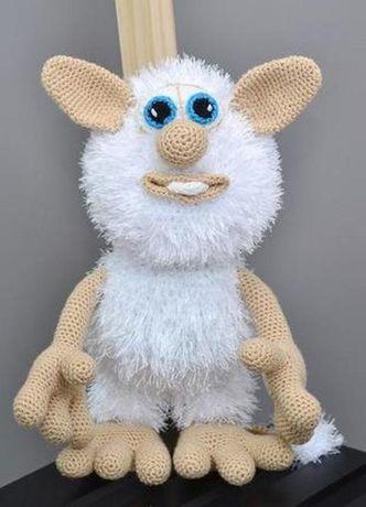 игрушка домовенок буба
