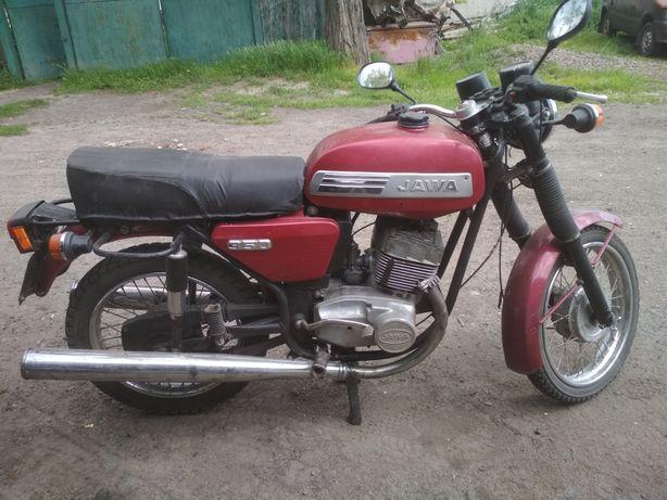 Ява 350 12вольт 1986г