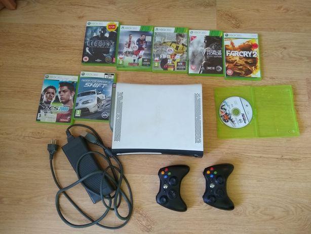 Xbox 360 z grami