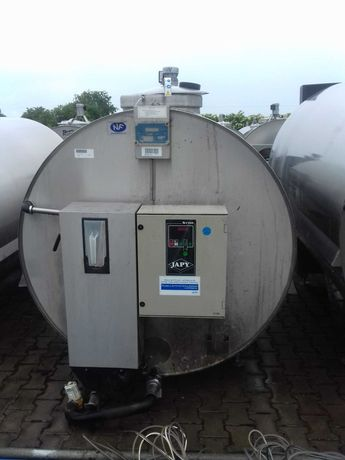 Schładzalnik zbiorniki do mleka JAPY Kryos