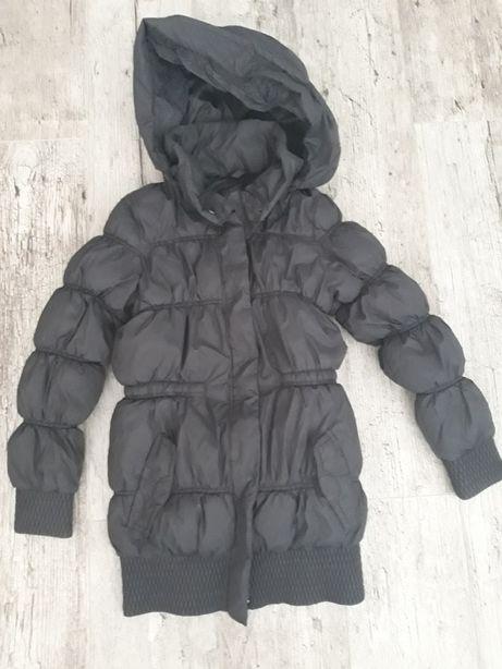 kurta zimowa pikowana