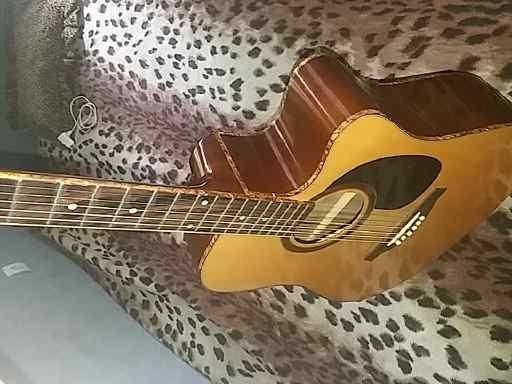 Гитара Maxwood !обмен