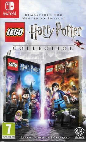 Lego Harry Potter Collection Nintendo Switch NOWA !!!