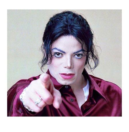 Michael Jackson Só para colecionadores.
