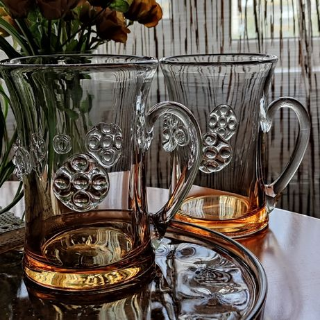бокалы кружка ваза посуда СССР