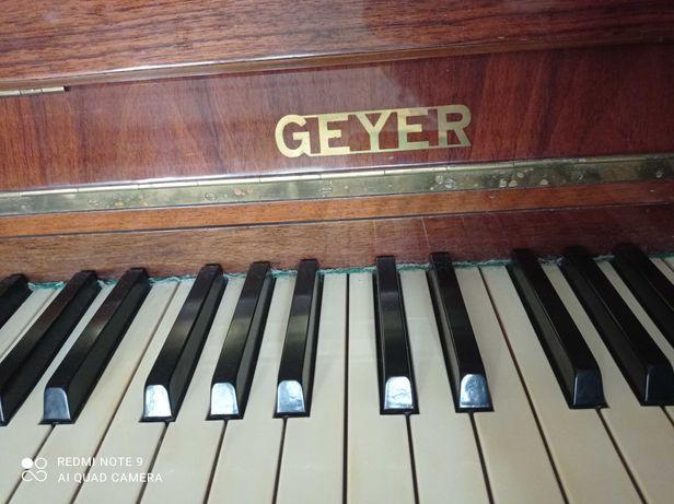 Piano firmy Geyer