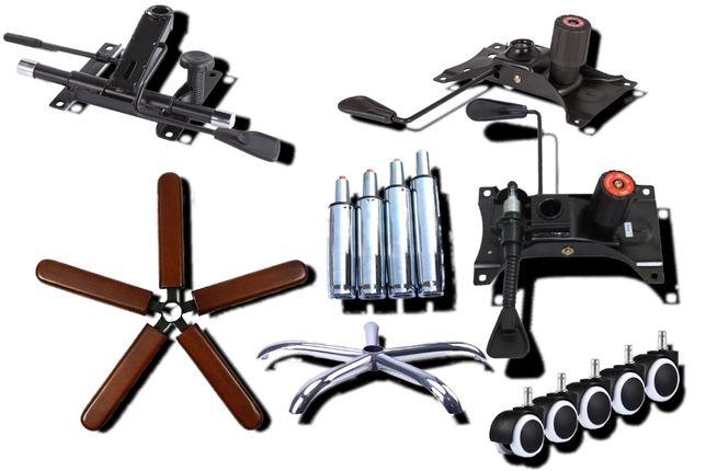 Газлифт или пневмопатрон комплектующие деталь кресла