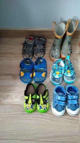 Buty chłopięce r.22,23