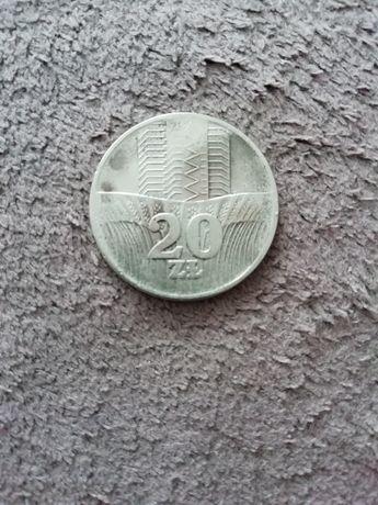 Moneta 20zl