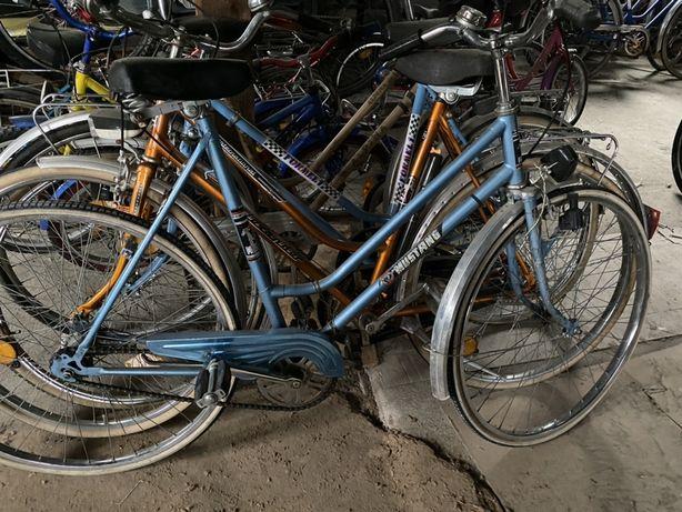 Pakiet rowerow uzywanych