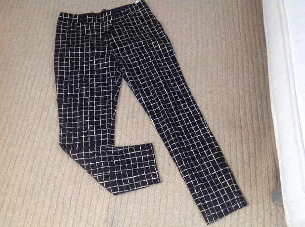 Spodnie w kratę , Zara r.L