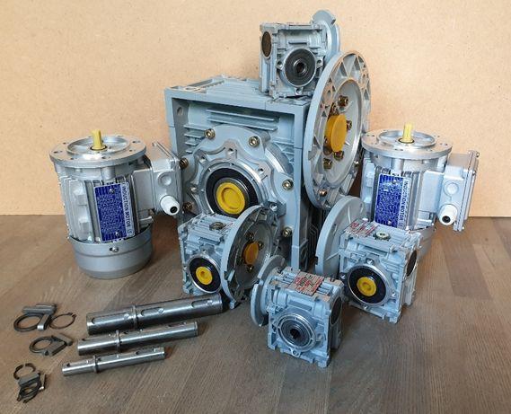 Мотор - редуктор НМРВ NMRV электродвигатель 3МП электромотор INVT CFM