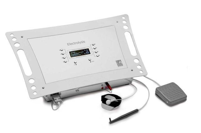 Urządzenie do elektrokoagulacji, epilator  HEBE