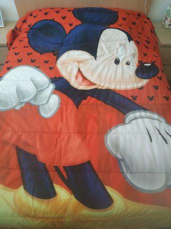 Edredão Mickey cama casal