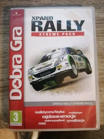 Xpand Rally Xtreme Pack Pl