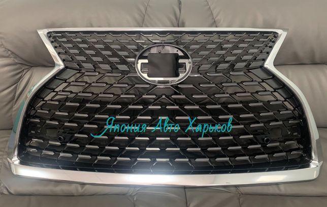 Решетка радиатора Lexus RX 2020- (в наличии вся кузовщина)