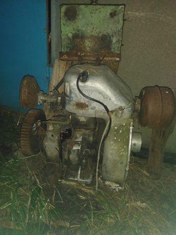 Мотор з мотоблока СССР