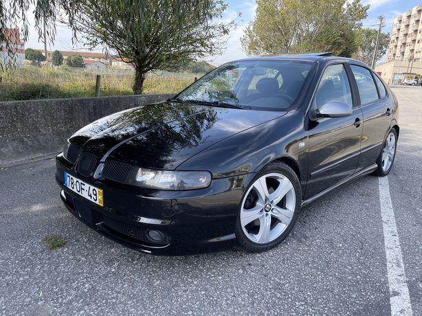 Seat Leon 1.9 Tdi FR 150cv Livrete