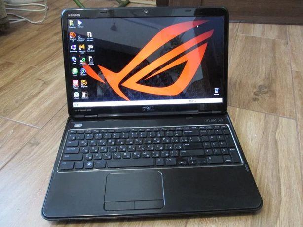 """Игровой ноутбук Dell 17.3""""/SSD+HDD/i7-3.4Ghz 8 ядер +10Gb+Geforce 4Gb"""