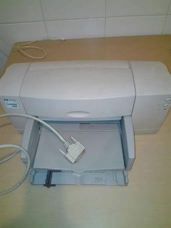 Vendo Impressora a cores jato de tinta HP Usada bom funcionamento