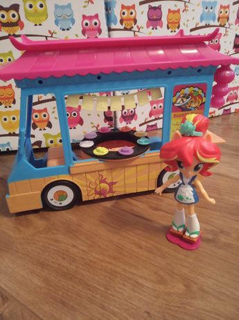 My little pony food truck SUSHI