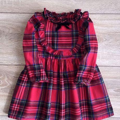 Платье 1.5-7 года туника next hm