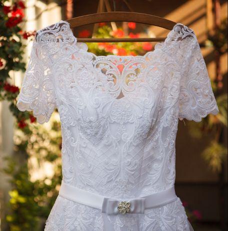 Продам розкішне весільне пляття! Весільна сукня. Свадебное платтье