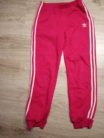 Spodnie adidas dziewczęce 152