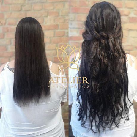 Przedłużanie Włosów • Kanapki/TapeOn/Nanoringi/Mikroringi/Keratyna