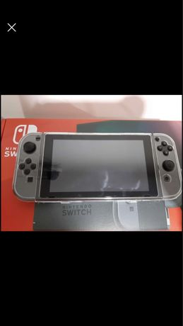 Nintendo Switch v2 cinza