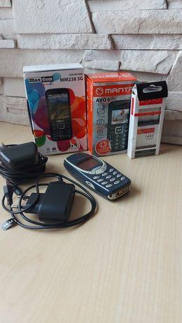 Telefony uszkodzone dawcy