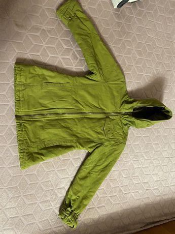 Курточка для мальчика осенняя